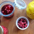 Fűszeres birskompót: sültekhez savanyúan, vagy desszertnek édesen.