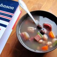 Szenátorok is esznek babot: szenátusi bableves