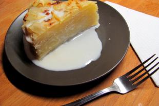 Burgonyagratin: a krumpli felmagasztalása.