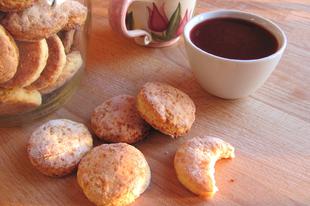 Intenzív vajas íz egyetlen süteményben: írós aprósütemény