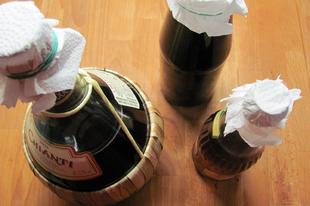 Vigaszág boroknak: házi borecet