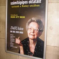 Tanítsd nagyanyádat!