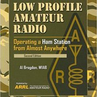 ;TOP; Low Profile Amateur Radio: Operating A Ham Station From Almost Anywhere. dostepny Albolut British Derek JACQUI
