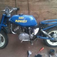 Dirt monkey update