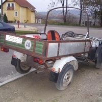 Trabant Pickup