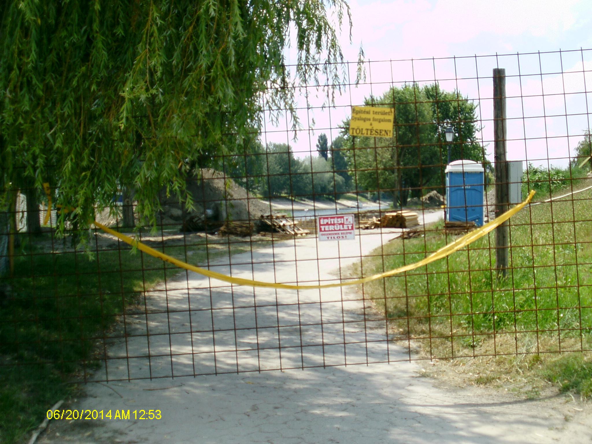 89b58e171e Az idei szezonban már nem strandolunk a felújított Sugovica strandon? -  Sugópart