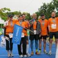 Ultrabalaton csapattalálkozó LasSUHANgyák módra
