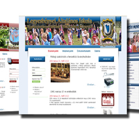Iskolai honlap készítés