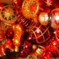 Osztálytermek karácsonyi díszben