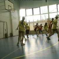 Lányok, kosárlabda