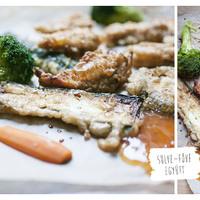 Házi illatos omlós csirke ínycsiklandó zöldségekkel