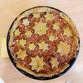 Ünnepi hangolódás 1. rész: Karácsonyi almás pite cukormentesen