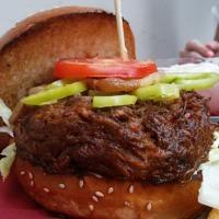 Szeged Burger a Malátában
