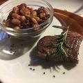 Steak- és borkóstoló a Famous-ben