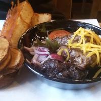 Sonkaés Borbár: Racka birka és szürke marha házi burger