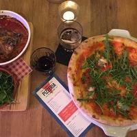 Jamie's Pizzeria, Budapest