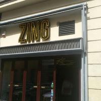 Budapest, Király u. környéke (Zing, Kandalló)