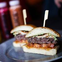 Zing: Wagyu Burger