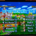 Sajátságos Mario Kart 8 verseny