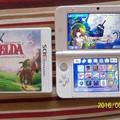 Digitalizált The Legend of Zelda: Ocarina of Time 3D