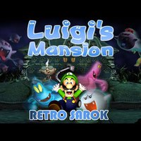 Stream a Luigi's Mansion-ből