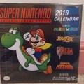 Super Nintendo falinaptár