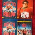 Rontó Ralph Blu-ray páros