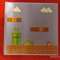 Super Mario füzet