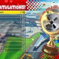 Hőálló pénteki Mario Kart 8 verseny