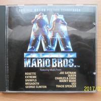Super Mario Bros. filmzene CD