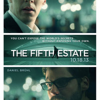 (poszter) - The Fifth Estate