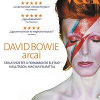 Tárlatvezetés a moziban - David Bowie arcai