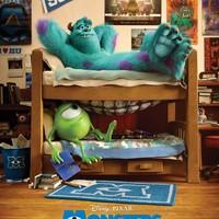 (poszter) - Monsters University