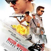 [kritika] Mission: Impossible - Titkos nemzet (2015)