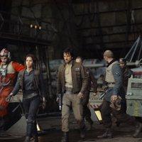 Az igazmondó robot, a zsiványok és a Birodalom-Zsivány egyes: Egy Star Wars történet