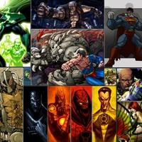 10 zseniális DC Comics rosszfiú