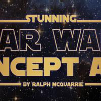 Star Wars koncepciós rajzok