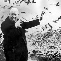 [portré] Alfred Hitchcock