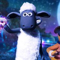 Második típusú találkozás – Shaun, a bárány és a farmonkívüli