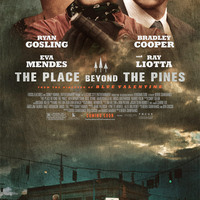 (poszter) - The Place Beyond the Pines