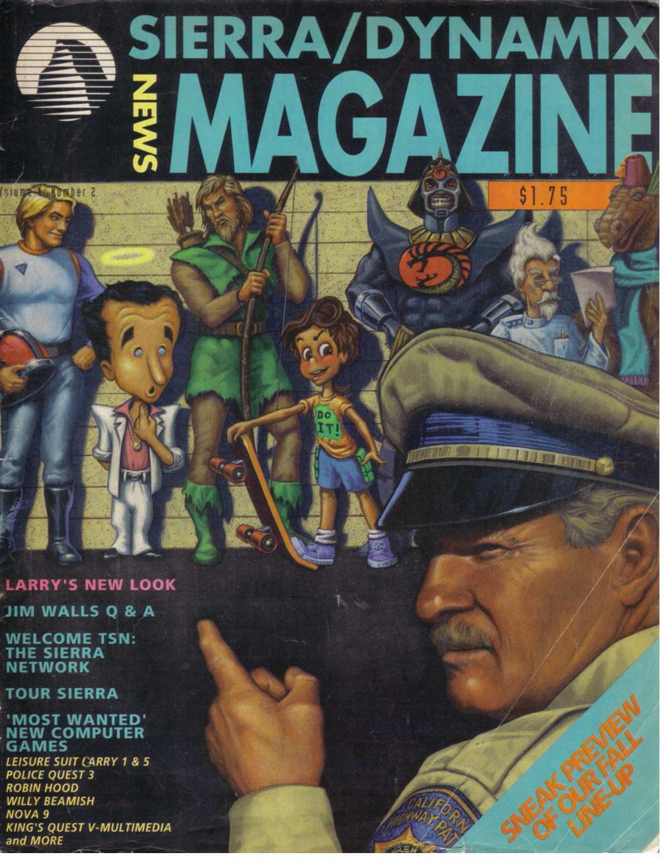 Egy másik kiadvány 1991-ből. 1,75 dodóért lehetett is vinni.