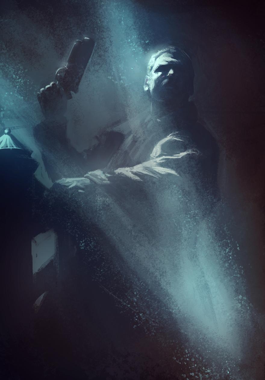 Nehogymár'! Te vagy a Blade Runner.