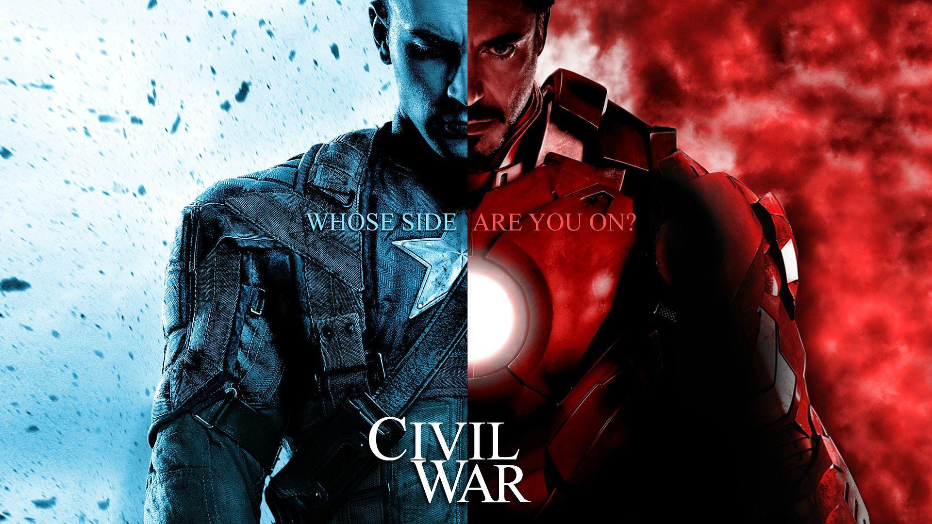 Amerika kapitány  Polgárháború -  Supernatural Movies  268d6fe780