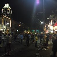 Második nap: A Dallas - Austin tengely cowboy sapik nélkül