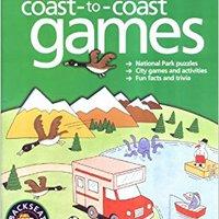 Coast-To-Coast Games (Backseat Books) Books Pdf File