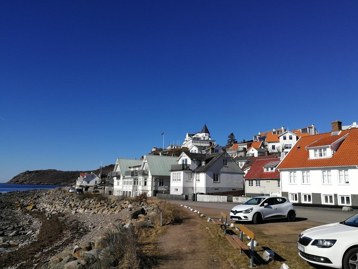 A félsziget egyik kis, tengerparti települése, kedvelt üdülőfaluja, Mölle.