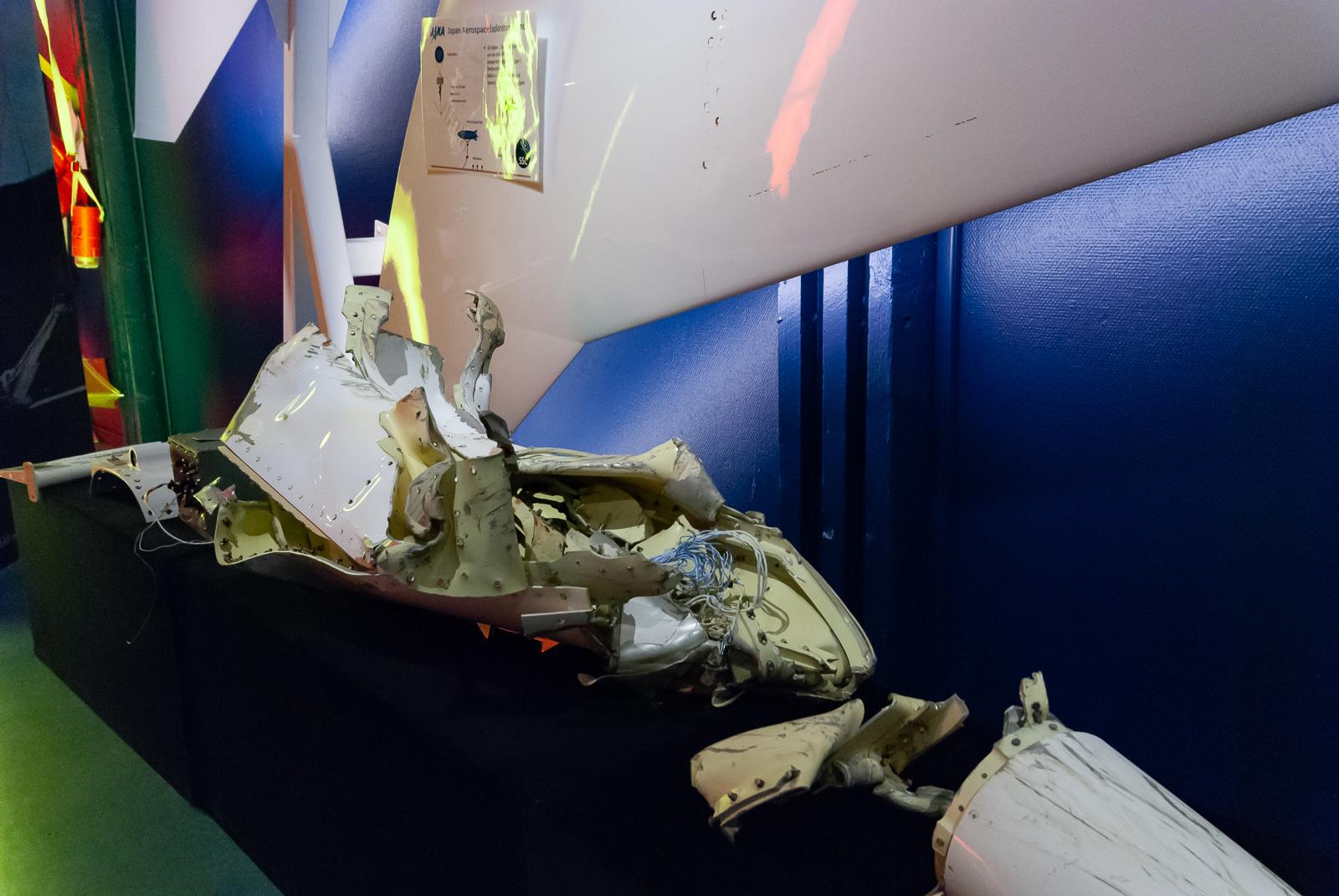 A rakétakilövő állomás múzeuma