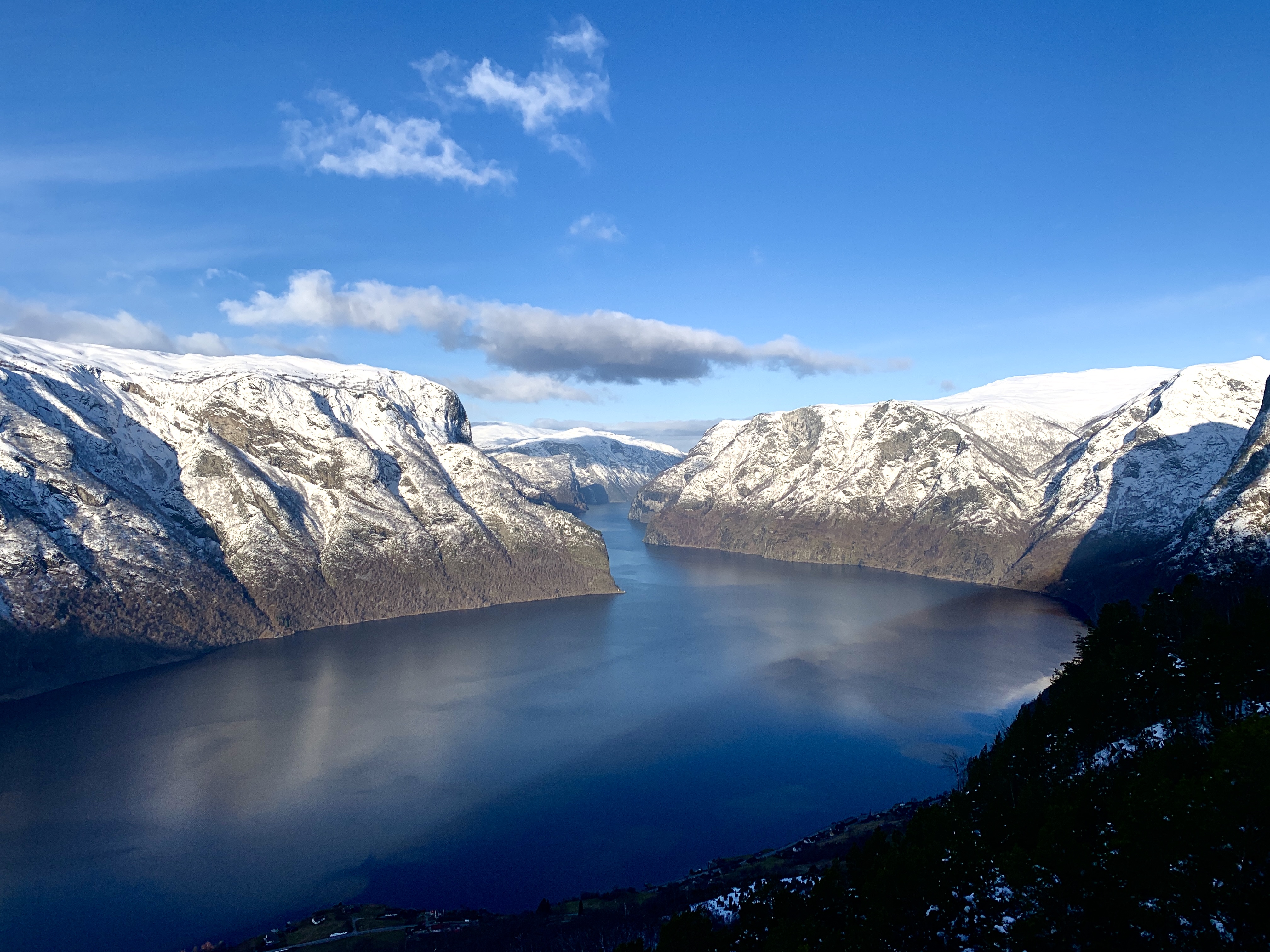 A Sogne-fjord