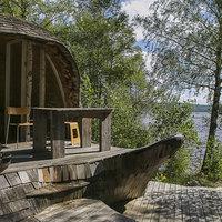 Harmonika ház - egy nyaraló Svédországban