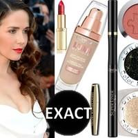 Natalia Oreiro: make-up